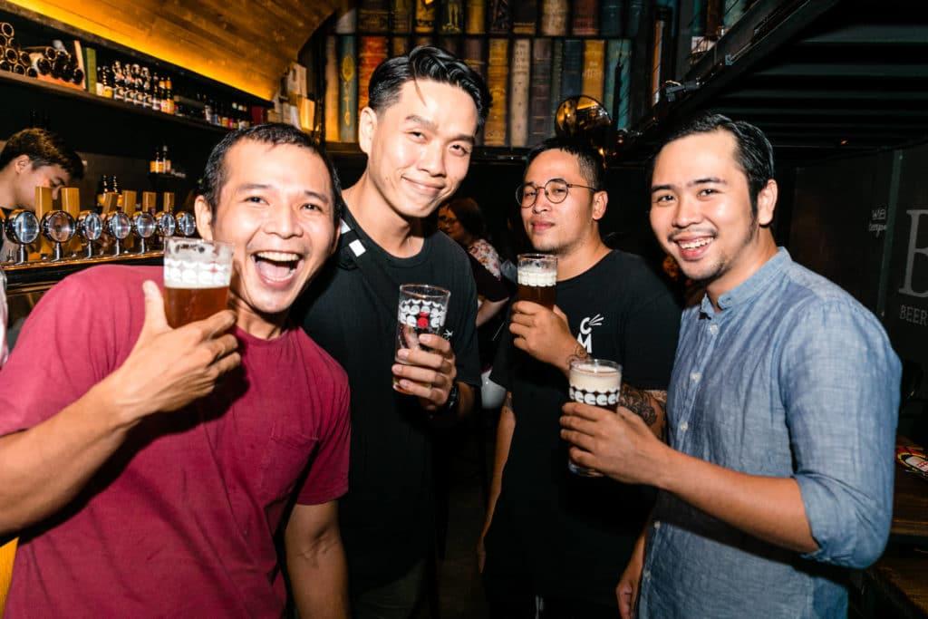 Craft Beer Bar in HCMC: Brewlliant