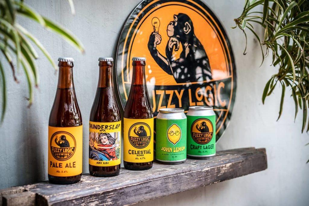 fuzzy logic gói 12 chai, giá hời khi đặt hàng online, miễn phí vận chuyển