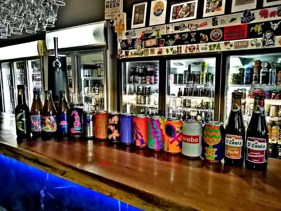 bia thủ công, The Craft Beer Shop Malaysia, giao hang
