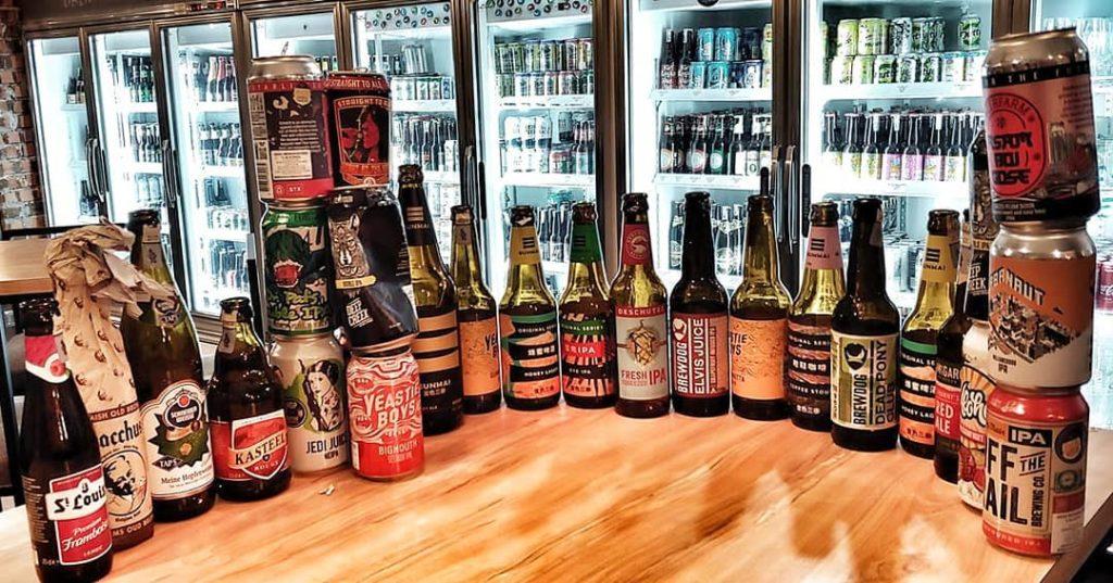 bia thủ công, The Great Beer Bar, giao hàng, đặt hàng