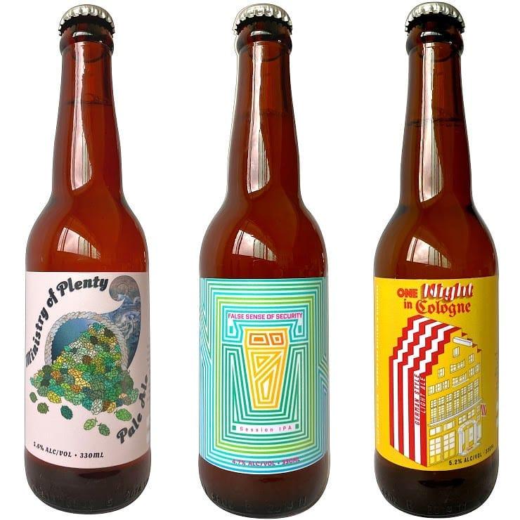 bia thủ công alive brewing, bia thủ công singapore, bia giao tận nhà